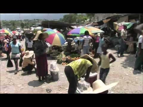 Relief Organizations Help Haitians Fight Hunger