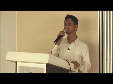 TEDxKL - Krishnakant Mane - 6/3/09