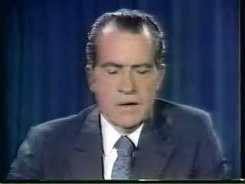 Nixon Ends Bretton Woods International Monetary System