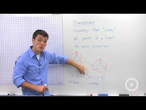 Geometry - Translations