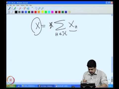 Mod-06 Lec-38 Probabilistic method: Second moment method, Lovasz local lemma