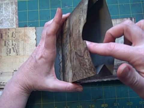 Faux Paper Bag Album