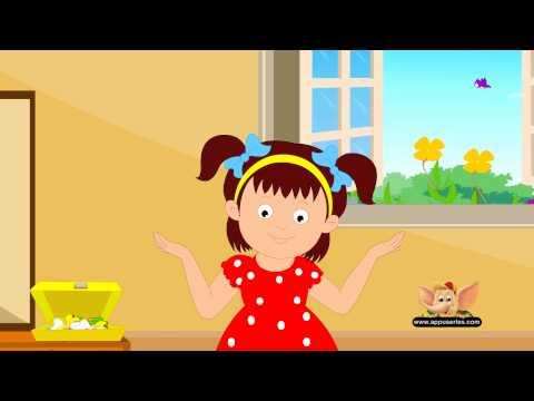Hair Ribbons - Nursery Rhyme with Lyrics