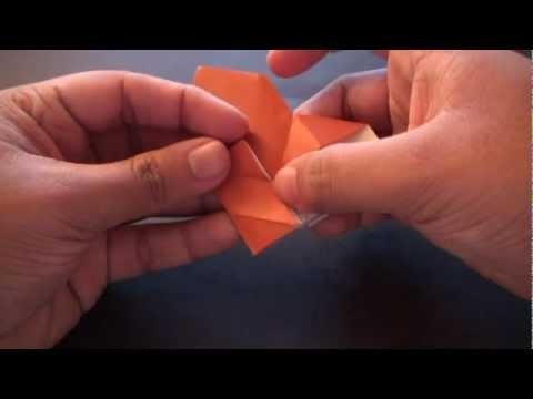 Origami Daily - 084: Christmas Church - TCGames [HD]