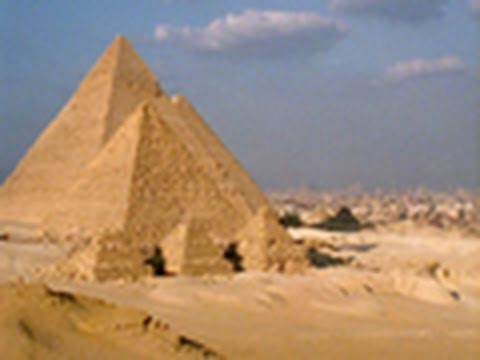 Ancient Wonders: Pyramids