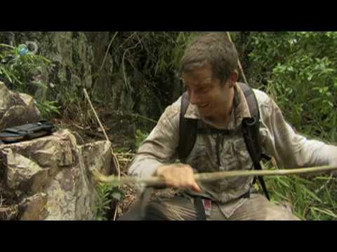 Man vs. Wild - Vietnam - River Dive