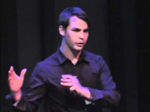 TEDxEMU - Noah Pylvainen - The Lost Art of Public Space