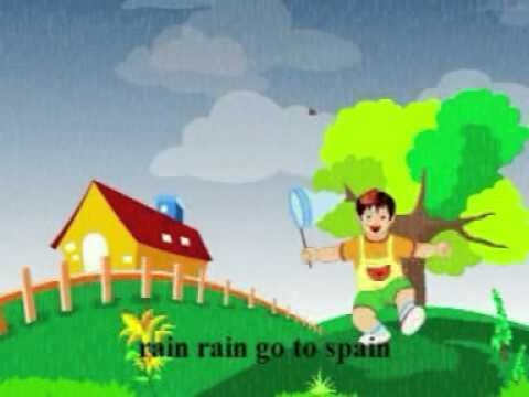 Nursery Rhymes - Rain Rain go Away
