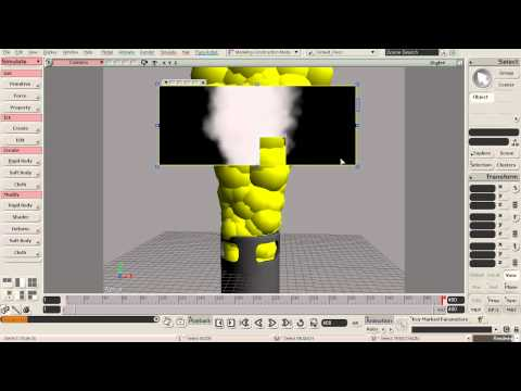 Rendering Thick, Billowing Smoke - Part 1