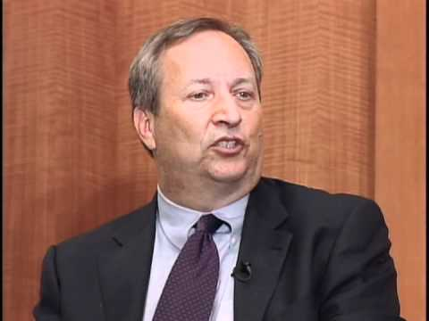 Lawrence Summers on the state of the economic crisis