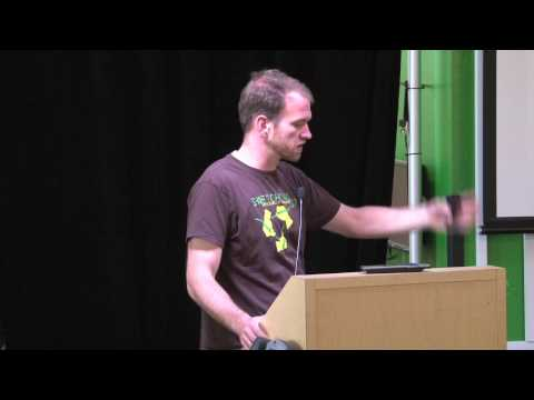 Speakers@Google: Nathan Seidle
