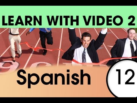Learn Spanish with Video - Learning Through Opposites 2
