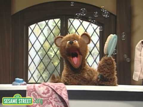 Sesame Street: Baby Bear's Bath Song
