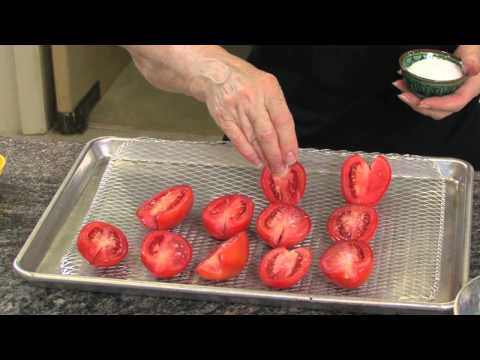 Make Homemade Sun-Dried Tomatoes