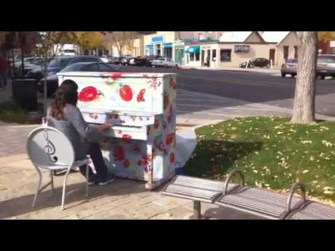 Piano in the Public Square
