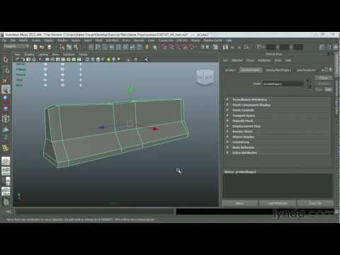 Maya tutorial: Using sculpt tools in Mudbox | lynda.com