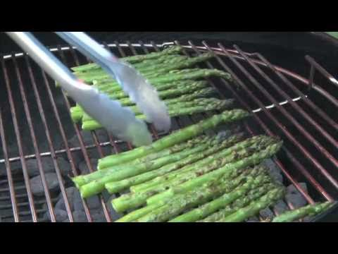 How to Grill Asparagus - Weber Grill Knowledge