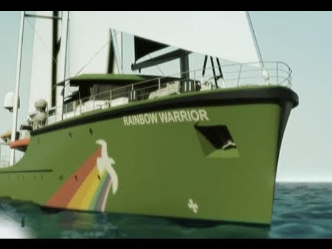 A New Warrior - Greenpeace