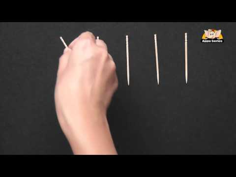 Try a Famous Toothpick Trick - NIL