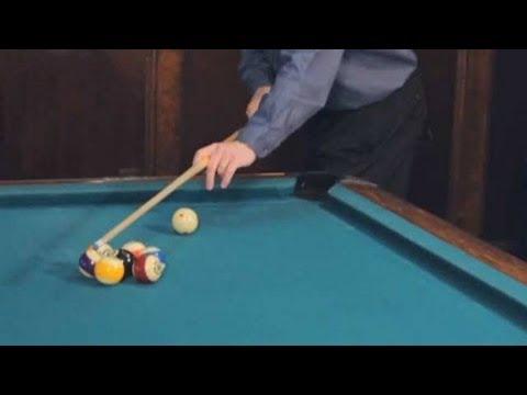 Pool Trick Shots / Classic Shots: Rosebud Cluster