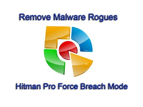 "Remove Rogues with Hitman Pro ""Force Breach Mode"" it stops non essential processes"