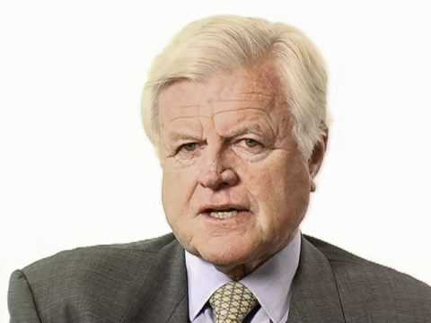 What Inspires Ted Kennedy?