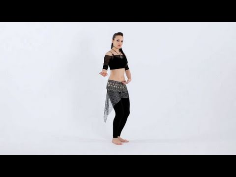 Belly Dance Moves: Undulations