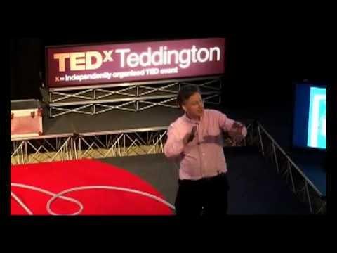 TEDxTeddington - Michael de Podesta - Cool Sound