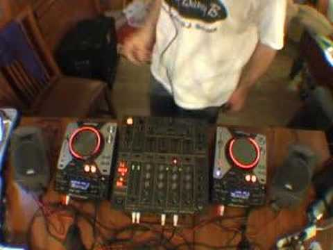 Video to DJ PWN!  & the Funky house/soul lover, N joy!
