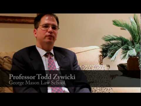 Professor Todd Zywicki on the Consumer Financial Protection Agency and Financial Regulatory Reform