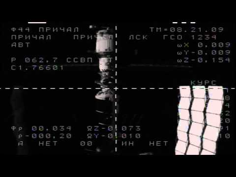 Soyuz Docks to ISS