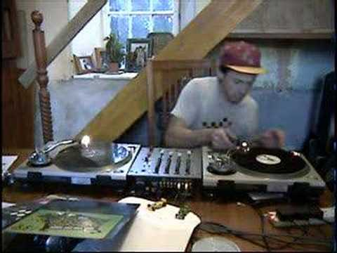 Dj help, I will show you how to do 2 spin backs on yer Dj DX