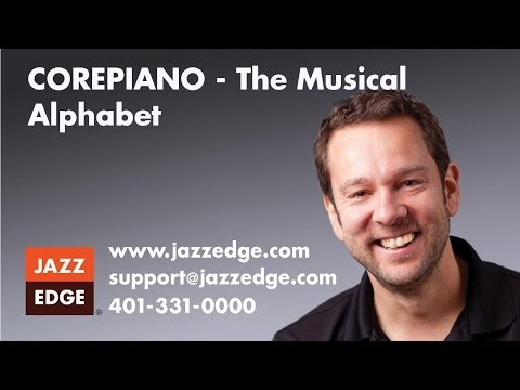 COREPIANO - The Musical Alphabet