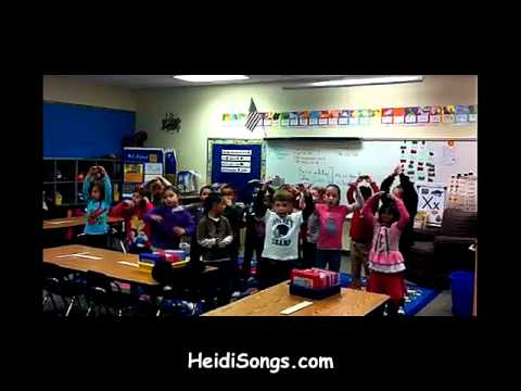 Yellow - Sight Word song