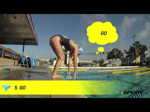 Diving Progression for Swimming