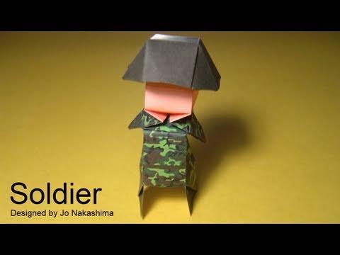 Origami Soldier (Jo Nakashima)