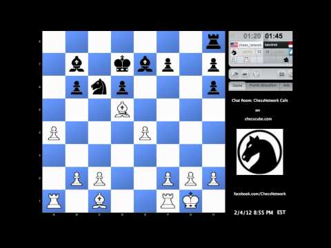 ChessCube Meltdown Warzone Chess Tournament [4]