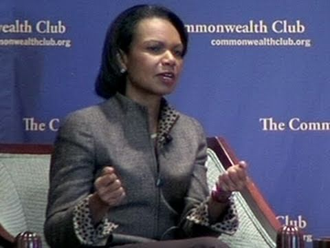 Condi Rice: Tea Party Not a Racist Movement