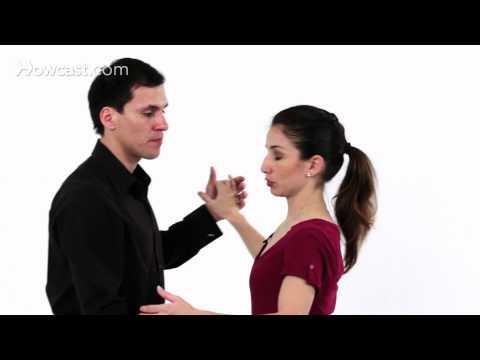 Dancing the Argentine Tango: Sacada