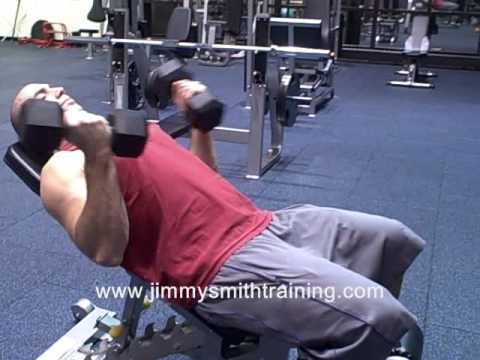 Incline Dumbbell Bicep Curl