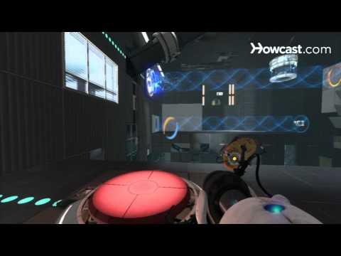 Portal 2 Walkthrough / Chapter 8 - Part 5: Room 04/19