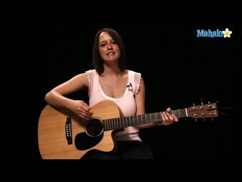 How to Play Rude Boy by Rihanna on Guitar