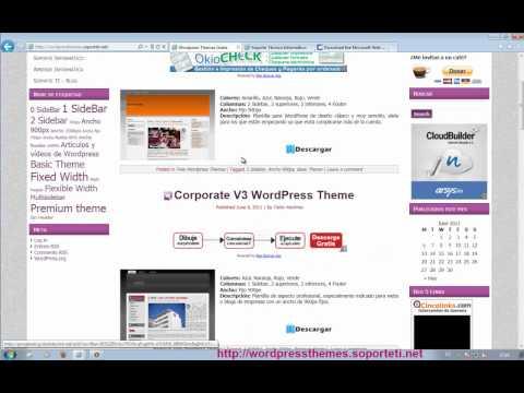 Instalación de Wordpress en tu ordenador con Web Platform Installer