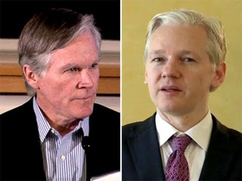 "WikiLeaks vs New York Times: US Press ""In a Bubble""?"
