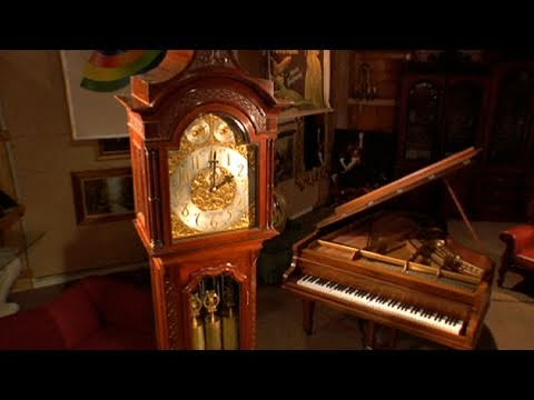 Auction Kings - Tiffany Grandfather Clock Sold