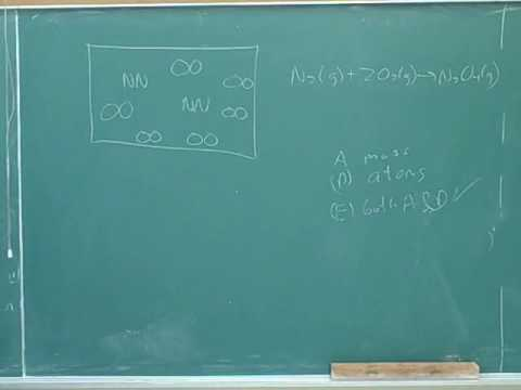 Chemistry: Stoichiometry problems (1)