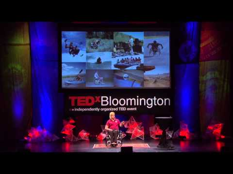 "TEDxBloomington -- Muffy Davis -- ""Different Does Not Mean Less"""