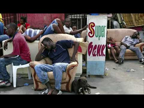 In Haiti, the Sights and Sounds of a Sudden Disaster