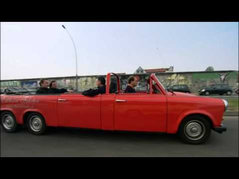 The Berlin Wall play - Michael Palin's New Europe - BBC