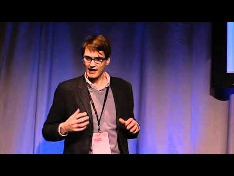 TEDxCopenhagen - Morten Sommer - What Bacteria Means for the Good Life